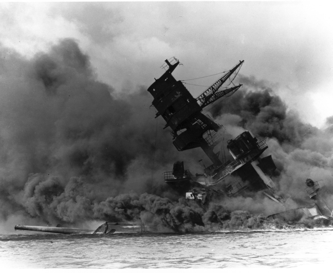 Pearl Harbor, crisis, Americans